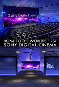 Sony Digital Cinema image