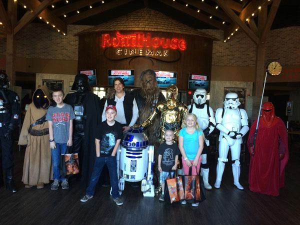 Roadhouse Cinemas events image slide