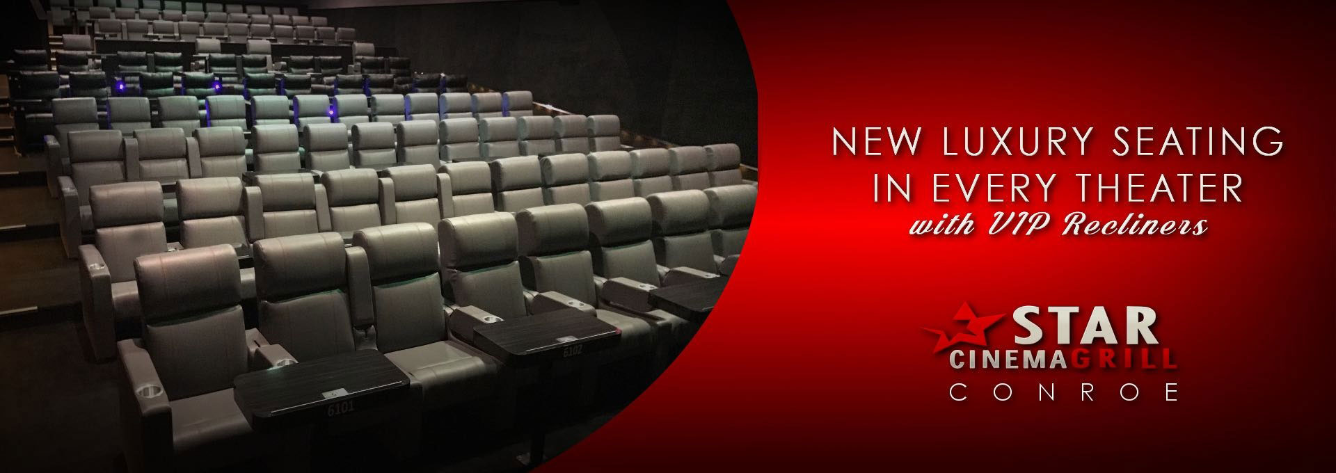 Conroe Seats image